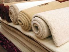 Zadbany dywan
