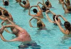 Aktywność ruchowa w wodzie