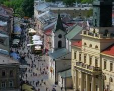 Baza hotelowa w Lublinie