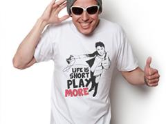 Oryginalne koszulki z gier i ich popularność