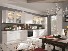 Meble kuchenne na wymiar – kuchnia w stylu Hamptons