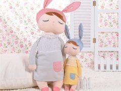 Wspaniałe lalki z uszami