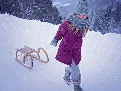 Jakie buty dzieci powinny nosić zimą?