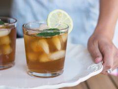 Zdrowa herbatka i catering na walentynkowy wieczór