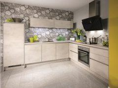 Tapeta w kuchni, czyli jak efektownie zaaranżować ściany