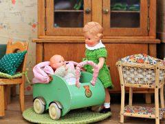 Kupujemy wózek dla lalek