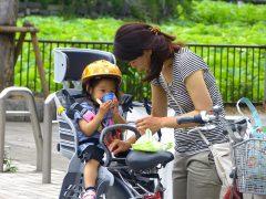 Podróże rowerowe a dziecko