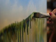 Malowanie w trudnych warunkach