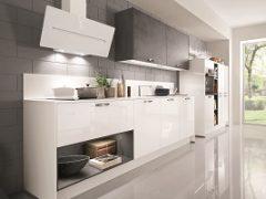 Beton w kuchni – z czym zestawić meble kuchenne