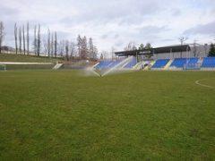 Budowa boisk piłkarskich