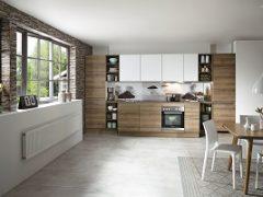 Drewno w kuchni na wymiar – na czym polega jego popularność?